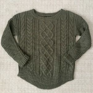 Banana Republic Cableknit Sweater